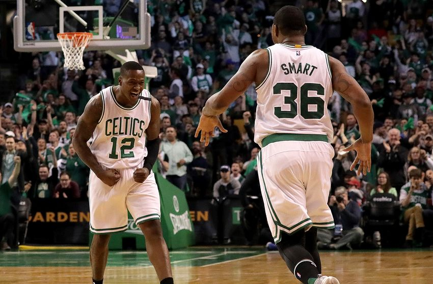 Pre-Houston Comeback Ranking of Celtics Bench Players
