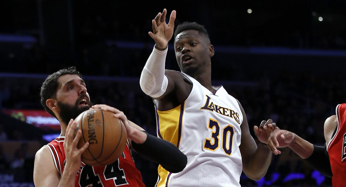 Three of the Most Interesting RFAs: Niko, Favors, Randle